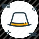cap, fashion, hat, summer icon icon
