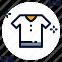 clothes, clothing, fashion, shirt, t-shirt, tshirt, wear icon icon