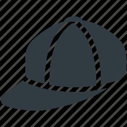 baseball cap, cap, cricket cap, fashion cap, sports hat icon