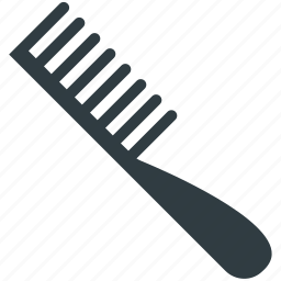 brush, hair brush, radial brush, spinning brush, vented brush icon