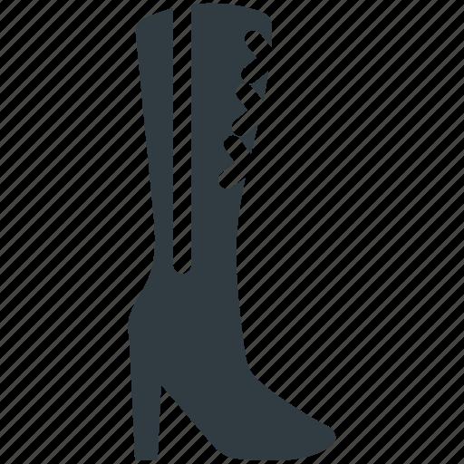 cowboy boot, fashion, footwear, ladies shoes, shoe icon