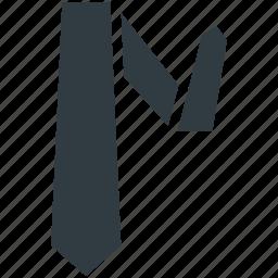 formal, necktie, official, tie, uniform icon