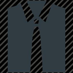 business dress, formal dress, men clothing, shirt, tie icon