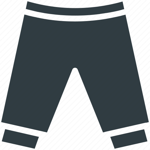 apparel, clothes, pajama, pant, trouser icon