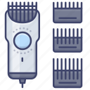 barber, clipper, electric, shaver icon