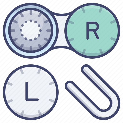 Contact, eye, lenses, ophthalmology icon - Download on Iconfinder