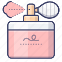 cologne, cosmetics, perfume, perfumes icon