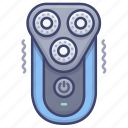 electric, razor, shaver, trimmer icon