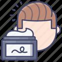gel, hair, salon, styling icon