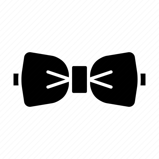 Bow, bowtie, ribbon bow, suit icon - Download on Iconfinder