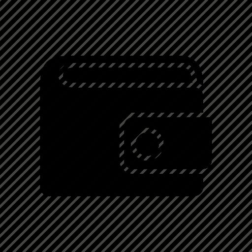 Bifold, cash, money, wallet icon - Download on Iconfinder