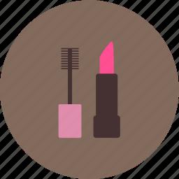 fashion, lipstick, mascara, style icon