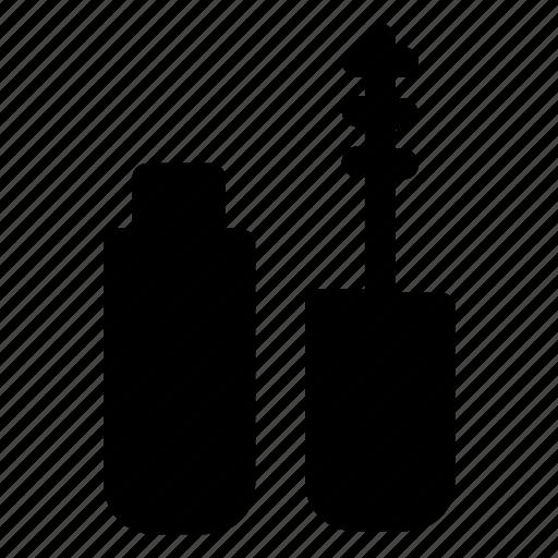 bottle, container, manicure, nail, nailpolishicon icon