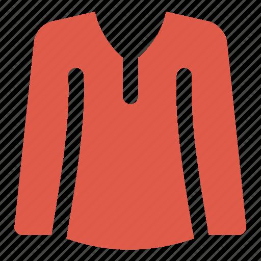 crew neck, round neck shirt, round-neck, shirticon icon