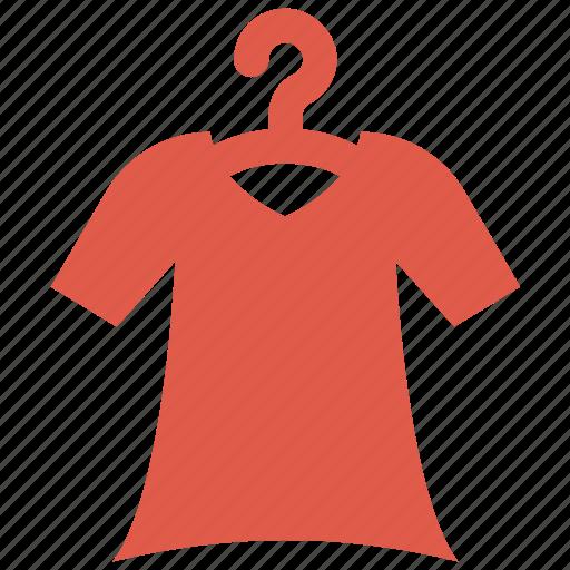 hanger shirt, hanger with shirt, lady shirt, shirt, t shirt, woman shirticon icon