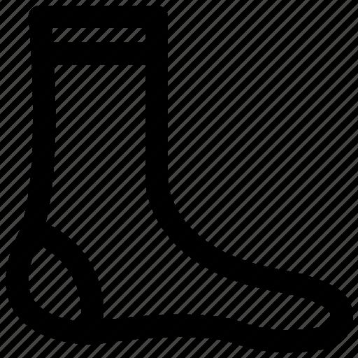 clothes, socks, underwear, unisexicon icon
