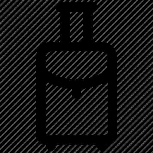 bag, baggage, luggage, luggage bag, travel bagicon icon