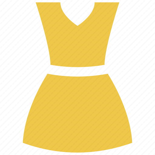 baby frock, baby wear, clothing, frockicon icon