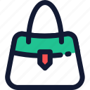 bag, cash, hand, ladies, money icon icon