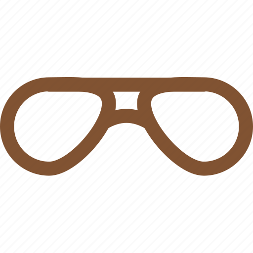 eye wear, fashion, glasses, sunglasses icon icon