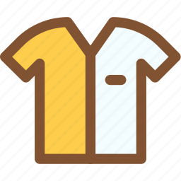 dress shirt, formal shirt, official shirt, shirticon icon