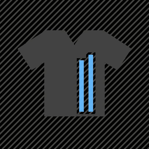 design, drawing, line, pattern, shirt, striped, t-shirt icon