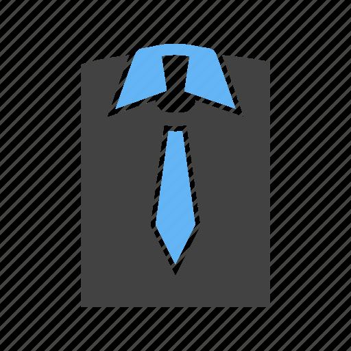 Businessman, dress, fashion, male, shirt, suit, tie icon - Download on Iconfinder