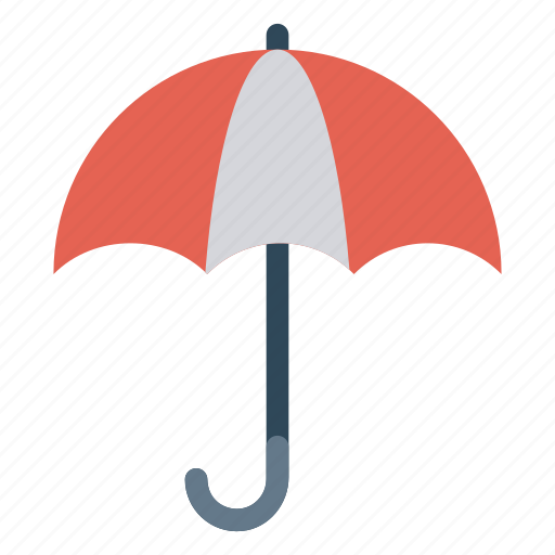 Safety, weather, umbrella, protection, forecast icon - Download
