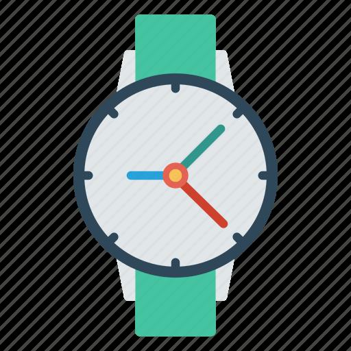 clock, fashion, time, watch, wrist icon