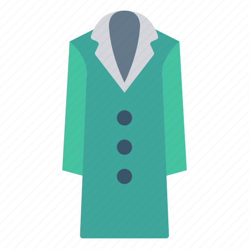 Cloth, coat, dress, fashion, wear icon - Download on Iconfinder
