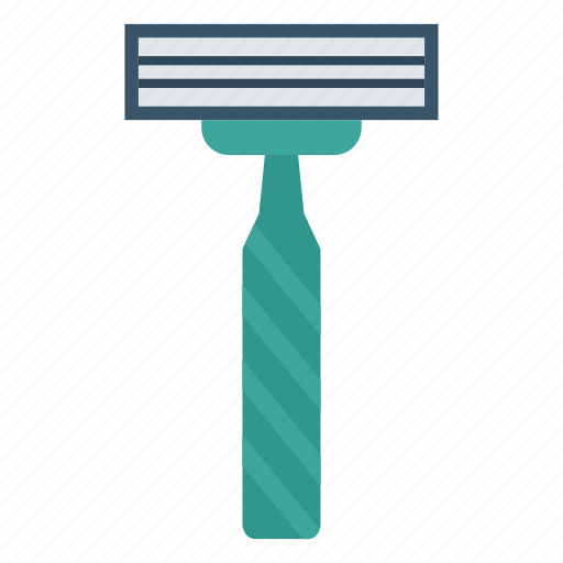Shave, razor, grooming, blade, barber icon - Download