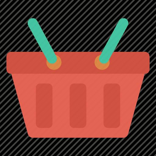 basket, buying, shop, shopping, trolley icon