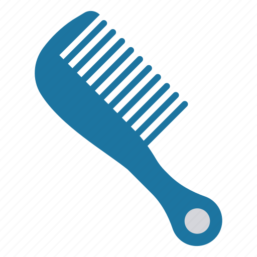 Beauty, makeup, barber, cosmetics, comb icon