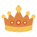 award, crown, grade, prize, queen icon