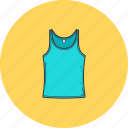 buy, clothes, clothing, fashion, shirt, shopping, singlet icon