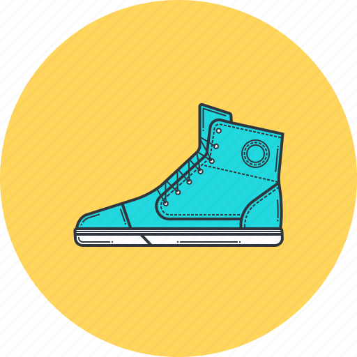 buy, clothes, clothing, fashion, gumshoes, shoes, shopping icon
