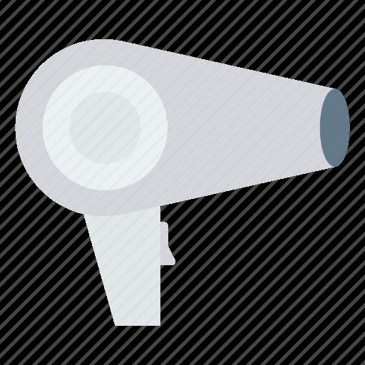 appliances, blower, dryer, machine, salon icon