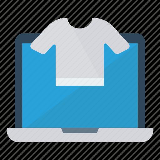 Device, laptop, shopping, ecommerce, buying icon