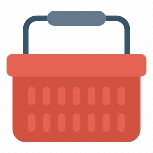 Basket, buying, food, shopping, trolley icon - Download on Iconfinder