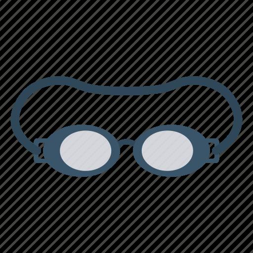 eyewear, glasses, protection, safety, swimming icon
