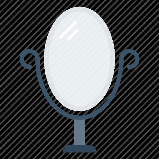 beauty, furniture, interior, makeup, mirror icon