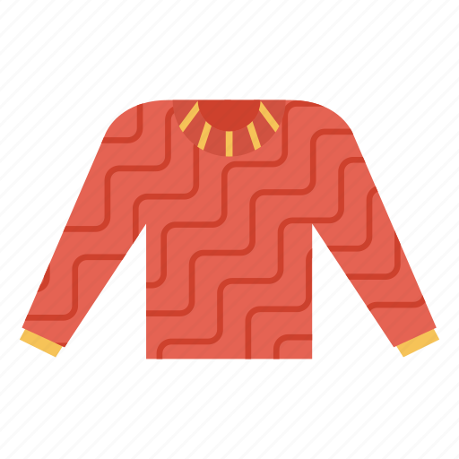 cloth, jersey, shirt, sweater, wear icon