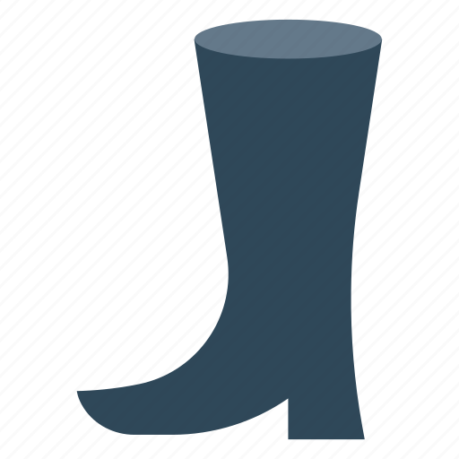 Boot, style, longshoes, fashion, footwear icon