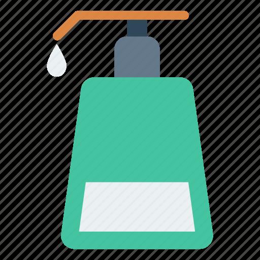 cosmetics, liquid, lotion, shampoo, soap icon
