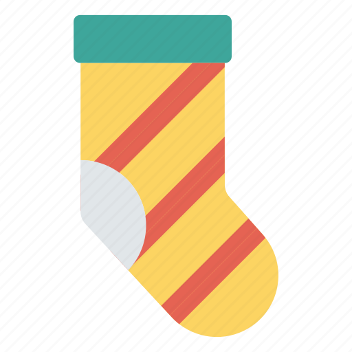 cloth, fashion, sock, wear, winter icon