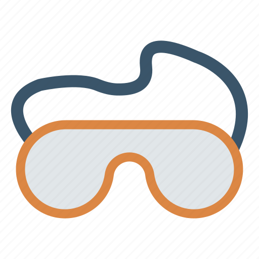 Eyewear, glasses, goggles, protection, swim icon - Download on Iconfinder