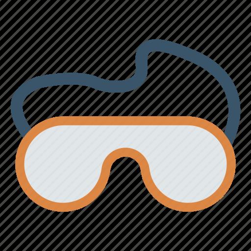 eyewear, glasses, goggles, protection, swim icon