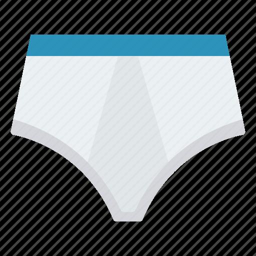 cloth, langerie, nicker, underwear, wear icon