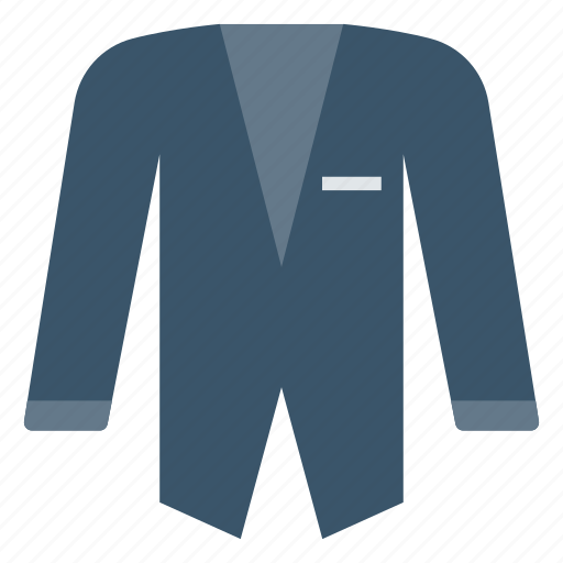 cloth, dress, vest, wasitcoat, wear icon