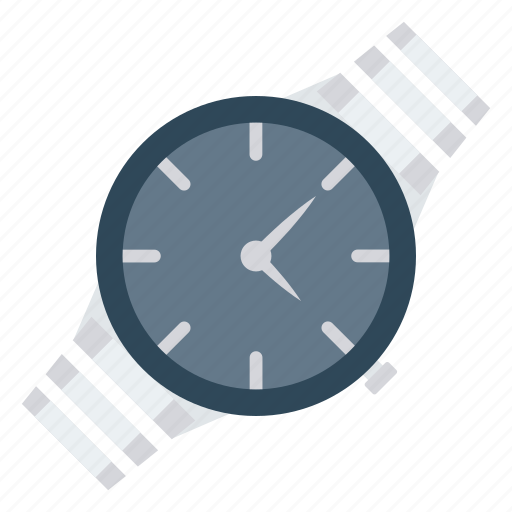 Clock, fashion, time, watch, wrist icon - Download on Iconfinder